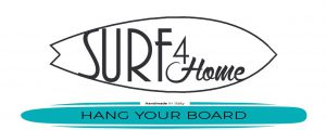 Surf4Home - Hang Your Board - Home Surf racks