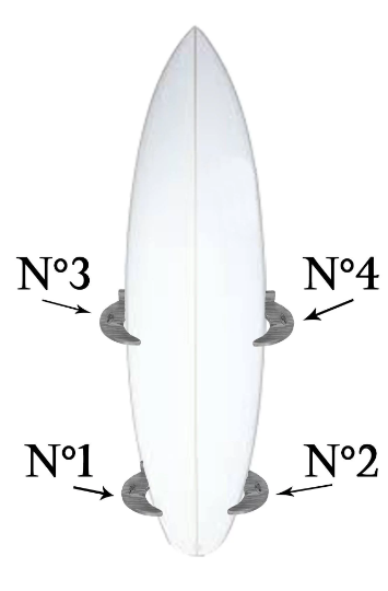 Surf Rack Vertical hanging